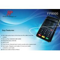 Quality FP8000 wireless handheld pos terminal with sim card for sale
