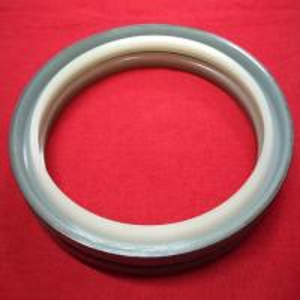 China Excavator Spare Part Bucket Shaft Oil Seals , DLI Type Hydraulic Wiper Seals on sale