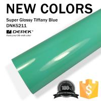 Quality Super Glossy Car Wrapping Film - Super Glossy Tiffany for sale