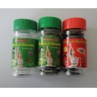 Quality 6*36 Soft Gel  Botanical Slimming Gold Version Weight Loss Supplements for sale