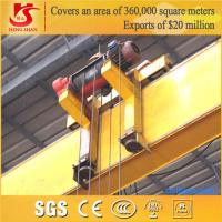 Buy cheap 10t LDP Electric single beam overhead crane from wholesalers