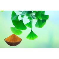 Quality Water Soluble Natural Ginkgo Biloba 24 6 Extract For Cosmetics for sale