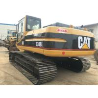 Quality Japan Second Hand Crawler 30 Ton 330BL Second Hand Excavators 3276h 1.5m3 Bucket for sale