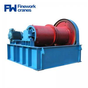 Quality High Speed 5m/min 16t 20t 32t Electric Hoist Lifting Winch for sale
