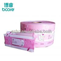 Quality Factory Customized Aluminum Foil Paper Packing Adult Wet  Wipes for sale