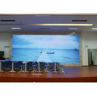 China P7.62 MBI5024GF IC Programmable Indoor Fixed LED Display With 244×122mm Module on sale