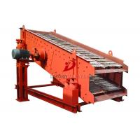 Buy cheap Large Output Sieving Sand Vibrating Screen / Mining Screen Machine from wholesalers