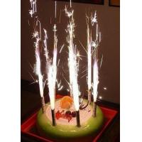 China ice Birthday Cake Fireworks candle for Holiday , New Year on sale