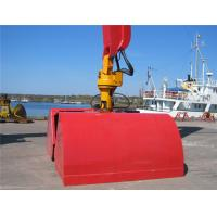 Quality Excavator Hydraulic Clamshell Grab Bucket for sale