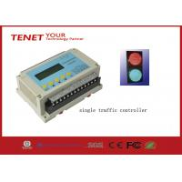 China Single channel traffic light system with controller and traffic light cars direction detection function on sale