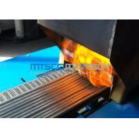 Quality TP304 TP316 Stainless Steel Instrument Tubing with Mesh Belt Furnace Annealing for sale