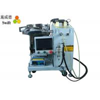 Quality SWT25080H Automatic Nylon Cable Tie Packing Machine Bundle Speed 0.7S AC220V for sale