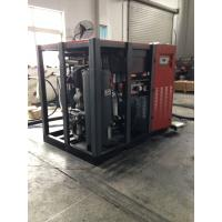 Buy AC Power 132kw 7-13 Bar Electric Air Compressor In Power Generation at wholesale prices