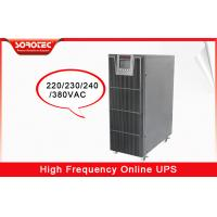 Quality High Efficiency Three Phase Pure Sine Wave Ups System 1KVA - 20KVA for sale