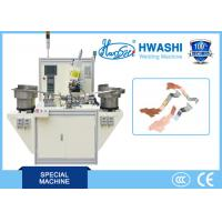 Best High Efficiency Electronic Automatic Welding Equipment with Vibration Plate wholesale