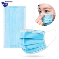 Quality Non Woven FDA Disposable Medical Face Mask for sale
