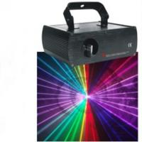 Quality Music Control Colorful Animation Laser Stage Lighting 12CH DMX512 Stage Light for sale