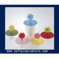 Quality Colorful Plastic Personalized Drink Coasters Promotional Products for Home Decoration for sale
