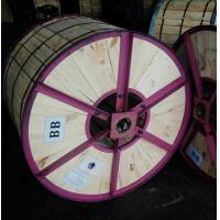 Quality Overhead Galvanized Earth Wire / Ground Wire (Shield wire)  ASTM A 363 for sale