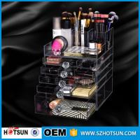 Best China new products acrylic makeup display, acrylic makeup box, acrylic makeup storage boxes wholesale