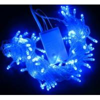 Best 220v blue connectable fairy string lights 10m shenzhen factory wholesale