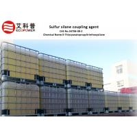 High Purity 3 - Thiocyanatopropyltriethoxysilane 34708-08-2 Sulfur Silane Coupling Agent Improve Abrasion Resistance