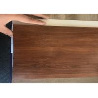 Buy cheap 1.22m*2.44m 10.6mm Wood Grain Melamine Laminated Boards For Furniture Industry from wholesalers