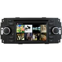 Quality WiFi Internet 2005 2006 2007 Jeep Grand Cherokee Satellite Radio Android Car Stereo Head Unit for sale