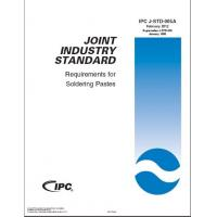 Quality IPC J-STD-005A:  Requirements for Soldering Pastes PDF FILE FREE DOWNLOAD   ENGLISH/CHINESE for sale