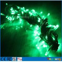 Quality 100v green 100led twinkle fairy string lights 10m with high quality for sale