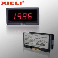 China 3 1/ 2 red digital disply Amp meter / Ammeter-XL5135A on sale