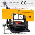 Quality CNC H beam band saw machine for sale