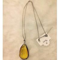 China Fashion New Design Opal Pendant Necklace on sale