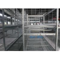 Quality H Type Broiler Chicken Cage Full Automatic Chicken Layer Equipment for sale