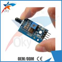 Best IR Infrared Flame Detection Sensor Module board for Arduino , 32mm*14mm*8mm wholesale