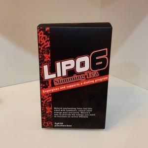 China Lipo 6 Slimming Tea on sale