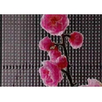 Quality 12.5 7.8125 7000cd Semi Outdoor LED Grid Screen for sale