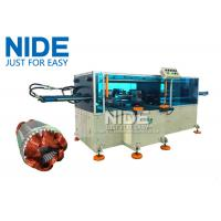 Quality Electric Motor Stator Coil Forming Machine , Copper Wire Middle Shaping Machine for sale