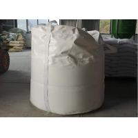 Quality Collapsible Reusable One Ton Bulk Bags , Anti - UV Jumbo Plastic Storage Bags for sale