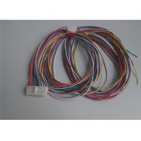 China Multi Core Electric Automotive Wiring Harness , Customized Car Alarm Wire Harness on sale