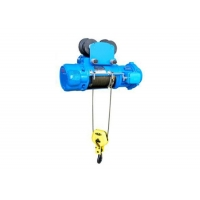 China CD1 Electric Wire Rope Hoist 3 Ton Lifting Height 6m With 380V for sale
