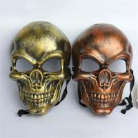 Best High Quality Masks Halloween Horror Ghost Mask Masquerade Party Face Whole Ghost Mask wholesale