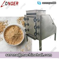 Quality Automatic Peanut / Almond / Sesame Powder Making Milling Machine Stainless Steel for sale