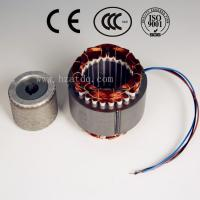 Buy cheap AC single phase electric motor parts stator rotor from wholesalers