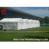China Fashion Luxury High Class Heavy Duty Marquee Tent For Outdoor Conference on sale