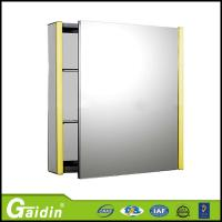 China highly recomended competitive price aluminum alloy bathroom furniture best quality bathroom mirror cabinet on sale