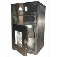 China ZS-FL-1300 Pass box with air shower mechanical lock for clean room on sale