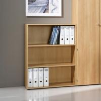 Best Wall Mounted 2 Shelf Wooden Cube Bookcase For Small Places , Kids Room Bookshelves DX-112 wholesale