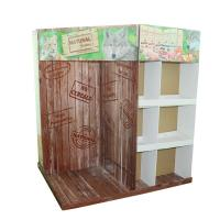 Best Point Of Sale Cardboard Pallet Display Stand wholesale