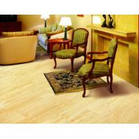 China Carbonized or Natural residential radiant heating Bamboo Flooring on sale